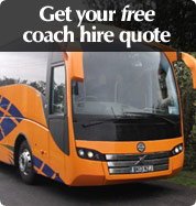 Coach hire quote